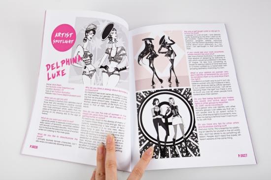 Delphina-Luxe-illustration-spotlight