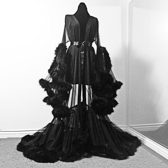 boudoirbydlish robe